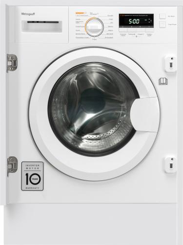 Встраиваемая стиральная машина c сушкой Weissgauff Wmdi 6148 D фото