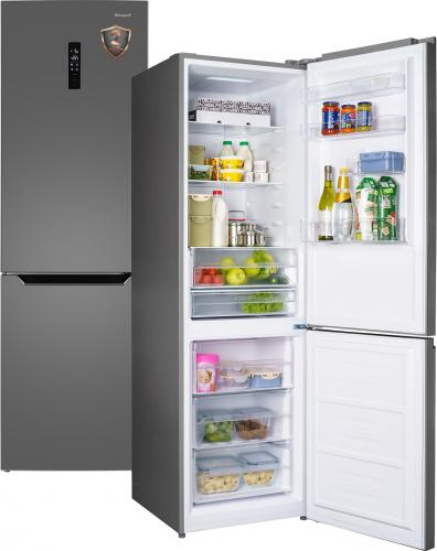 Отдельностоящий холодильник Weissgauff WRK 2000 XNF фото