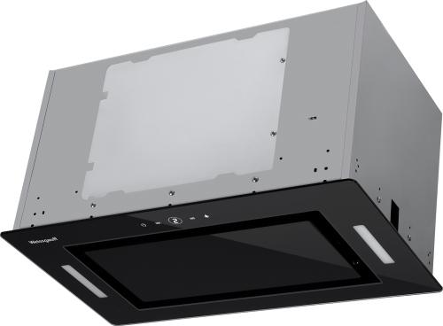 Кухонная встраиваемая вытяжка Weissgauff Aura 850 BL фото