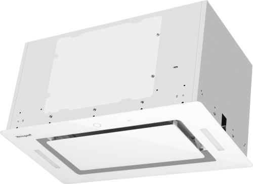 Кухонная встраиваемая вытяжка Weissgauff Aura 1200 Remote WH фото