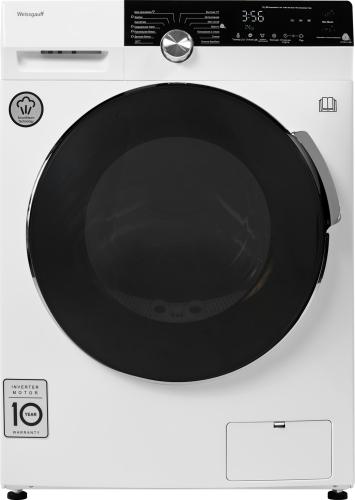 Стиральная машина с инвертором и паром Weissgauff WM 5649 DC Inverter Steam фото
