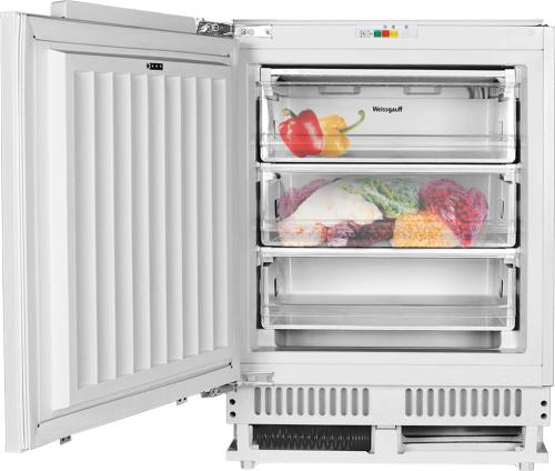 Встраиваемый морозильник Weissgauff WFI 100 W фото